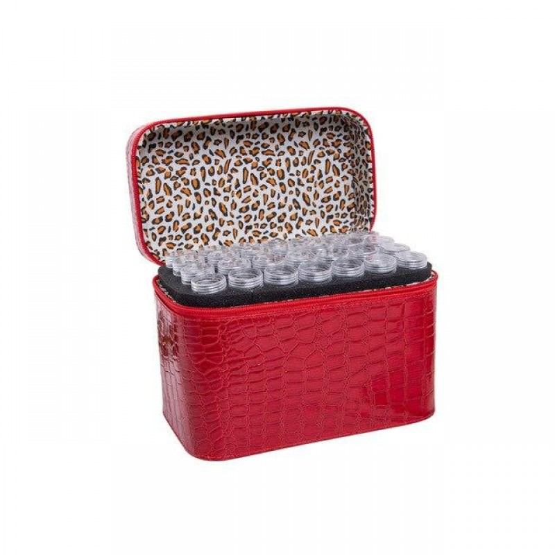 Red Storage box 84 g...