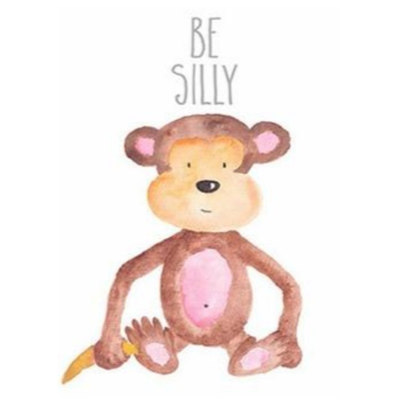 Be Silly Monkey