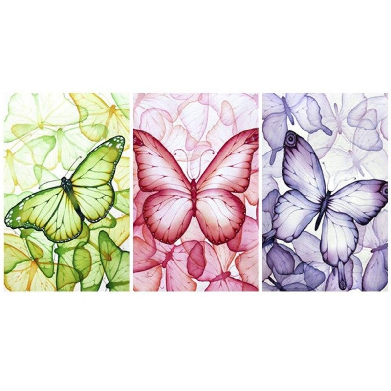 Butterfly 3 pieces s...